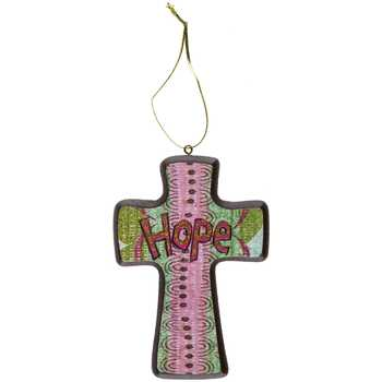Colorful Hope Wall Cross